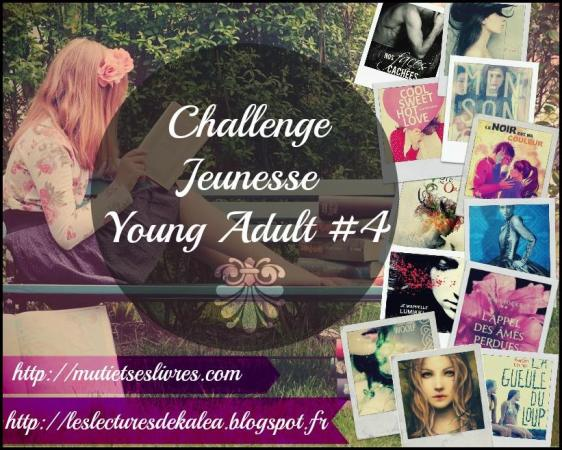 ChallengeJeunesse / Young Adult #4 2014/2015